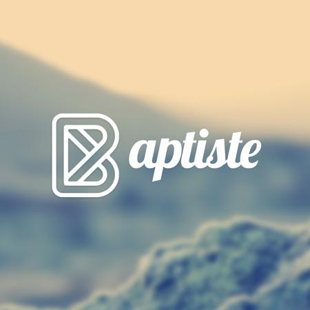 Logo – Baptiste Bisson