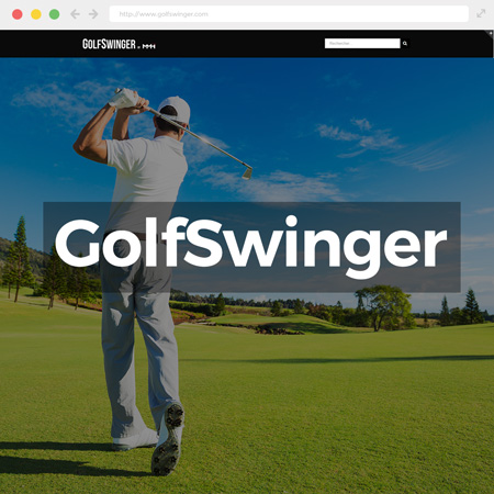 GolfSwinger